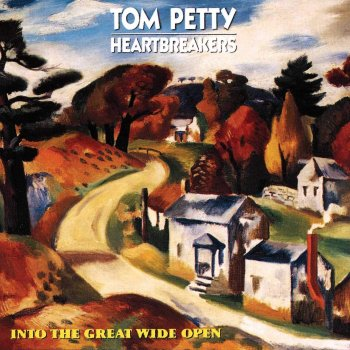 Tom Petty - Into The Great Wide Open Artwork