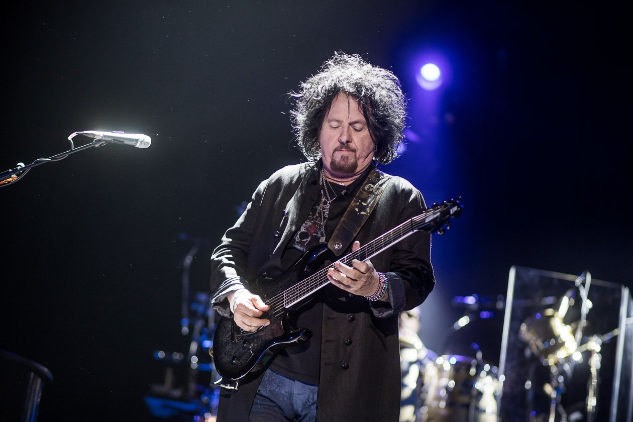 Toto – Steve Lukather.
