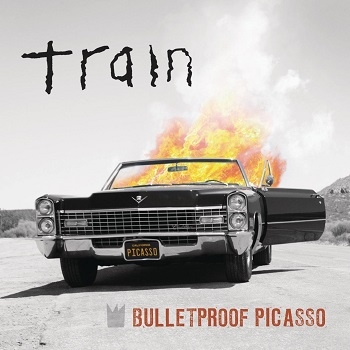 Train - Bulletproof Picasso Artwork