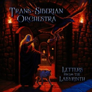 Trans-Siberian Orchestra - Letters From The Labyrinth Artwork