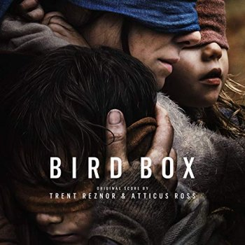 Trent Reznor & Atticus Ross - Bird Box Artwork