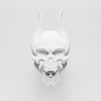 Trivium - Silence In The Snow Artwork