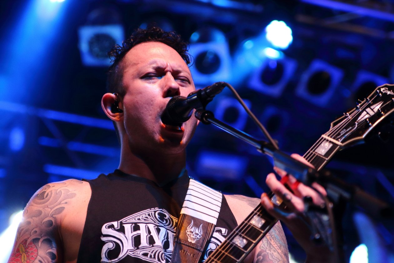 Trivium – Trivium in Berlin.