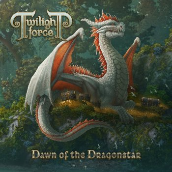 Twilight Force - Dawn Of The Dragonstar Artwork