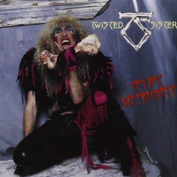 Twisted Sister - Stay Hungry Artwork
