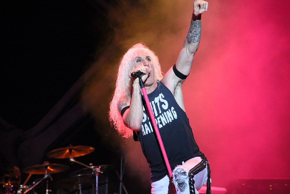 Twisted Sister – Dee Snider