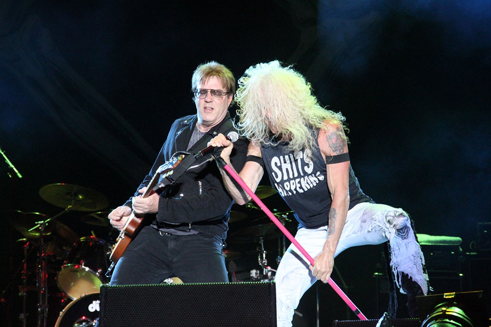 Twisted Sister – Jay Jay French und Dee Snider