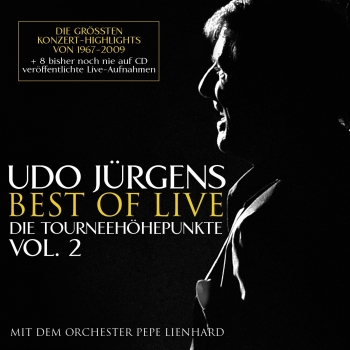 Udo Jürgens - Best Of Live - Die Tourneehöhepunkte Vol.2