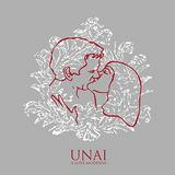 Unai - A Love Moderne Artwork