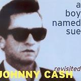 Various Artists - A Boy Named Sue - Johnny Cash Revisited Artwork