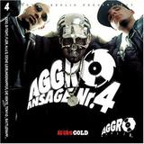 Various Artists - Aggro Ansage Nr.4 Artwork