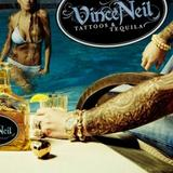 Vince Neil - Tattoos & Tequila Artwork