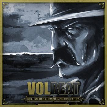 Volbeat - Outlaw Gentlemen & Shady Ladies Artwork