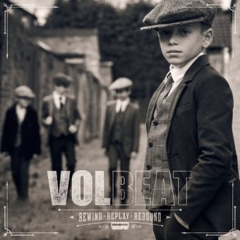 Volbeat - Rewind, Replay, Rebound Artwork