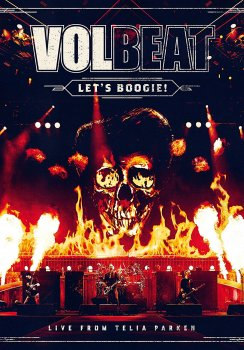 Volbeat - Let's Boogie! - Live From Telia Parken Artwork