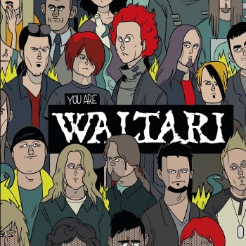 Waltari - You Are Waltari Artwork