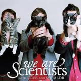 We Are Scientists - With Love And Squalor Artwork