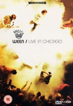 Ween - Live In Chicago Artwork