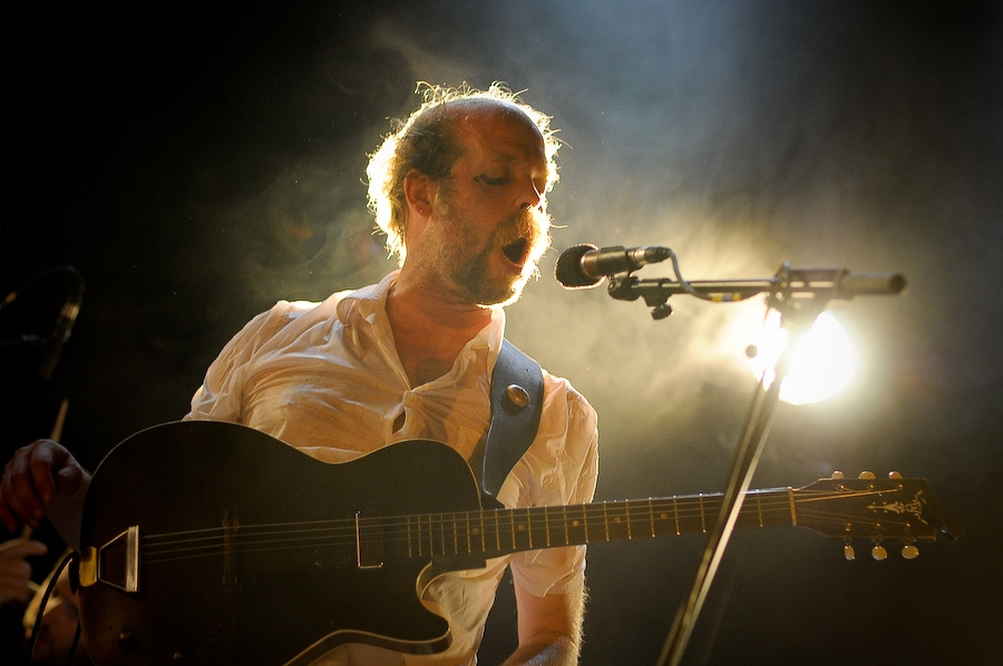 Bonnie 'Prince' Billy im Palace. – Will Oldham in der Schweiz.