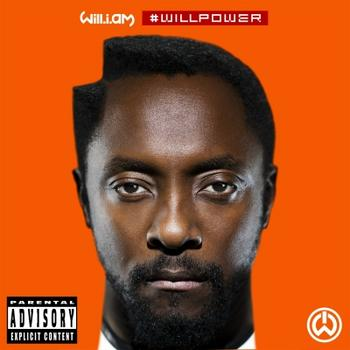 Will.I.Am - #Willpower Artwork