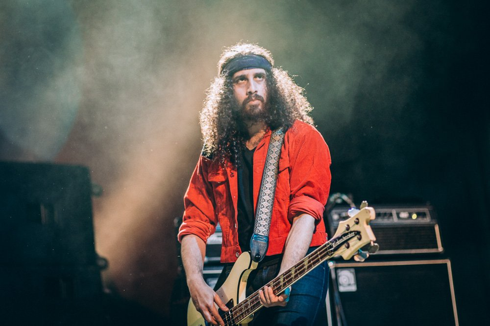 Wolfmother – Andrew Stockdale und Co. in full effect! – Die Ruhe ...