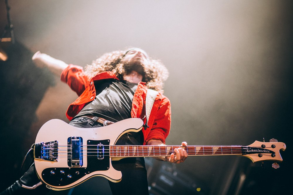 Wolfmother – Andrew Stockdale und Co. in full effect! – ... vor dem Sturm.