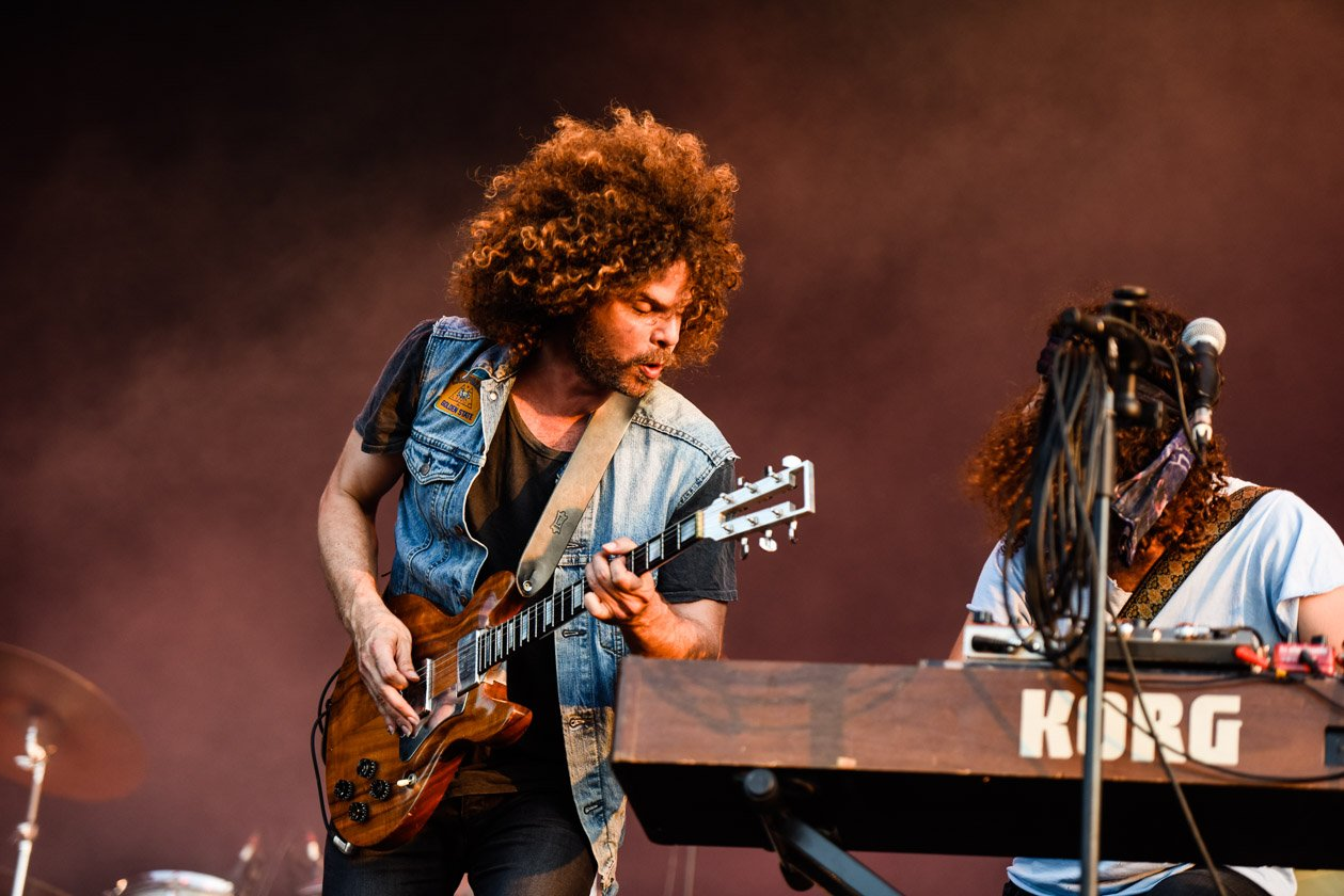Wolfmother – Andrew Stockdale.