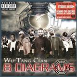 Wu-Tang Clan - 8 Diagrams Artwork