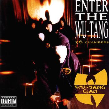 Wu-Tang Clan - Enter The Wu-Tang (36 Chambers) Artwork