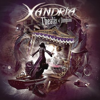Xandria - Theater Of Dimensions Artwork