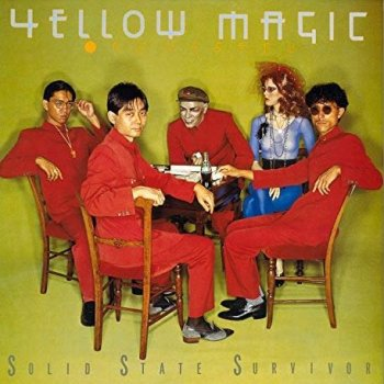 Yellow Magic Orchestra - Solid State Survivor Artwork
