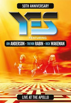 Yes - 50Th Anniversary - Live At The Apollo