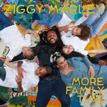 Ziggy Marley - More Family Time Artwork