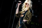 Frontgirl Taylor Momsen und Band in full effect., Rock am Ring, 2014 | © laut.de (Fotograf: Bjørn Jansen)
