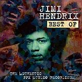 Jimi Hendrix - Best of the authentic PPX Studio Recordings