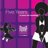 Various Artists - Five Years Of Pokerflat Recordings