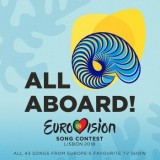 Various Artists - Eurovision Song Contest: Lisbon 2018