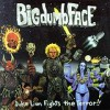 Big Dumb Face - Duke Lion Fights The Terror: Album-Cover