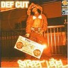 Def Cut - Street Level: Album-Cover