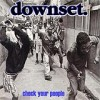 Downset - Check Your People: Album-Cover