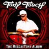 Tony Touch - The Reggaetony Album: Album-Cover