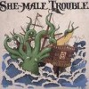 She-Male Trouble - Off The Hook: Album-Cover