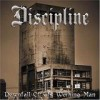 Discipline - Downfall Of The Working Man: Album-Cover