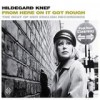 Hildegard Knef - From Here On It Got Rough: Album-Cover