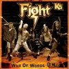 Fight - K5 - The War Of Words Demos: Album-Cover