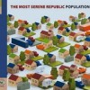 The Most Serene Republic - Population: Album-Cover