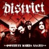 2nd District - Poverty Makes Angry: Album-Cover