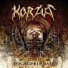 Korzus - Discipline Of Hate: Album-Cover
