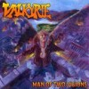 Valkyrie - Man Of Two Visions: Album-Cover