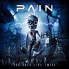 Pain - You Only Live Twice: Album-Cover